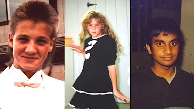 The 15 best celebrity throwback photos of 2015. Now with more 1980s!