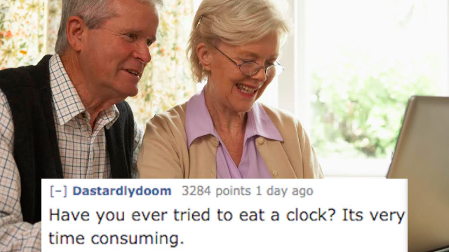 People shared G-rated jokes that always make them laugh (and groan).