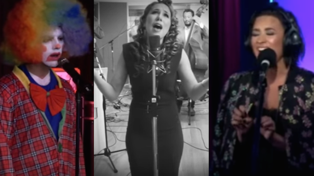 11 times musicians killed it while covering other artists in 2015.