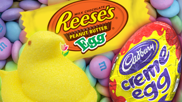 Best Easter Candy 2018: top 10 candies for your Easter basket.