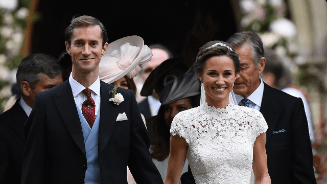 Wow The Best Man S Sch At Pippa Middleton Wedding Was Pretty Dirty