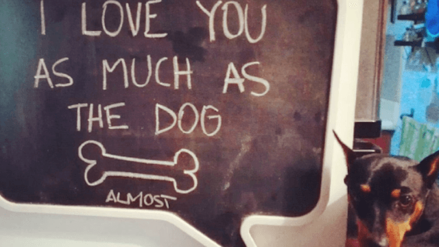 16 hilarious modern-day love notes to remind you to step up your game.