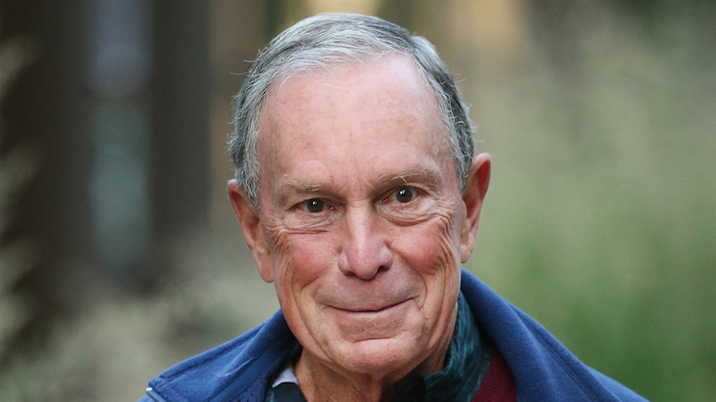 Here are the 14 best reactions to Michael Bloomberg considering a run for president.