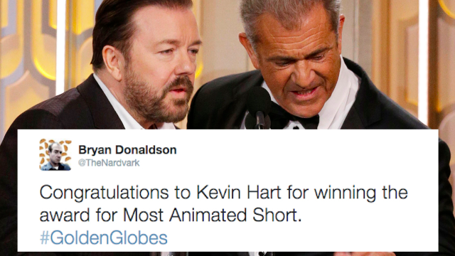 The 29 funniest reactions to the 2016 Golden Globes from people who enjoyed it more than the host.
