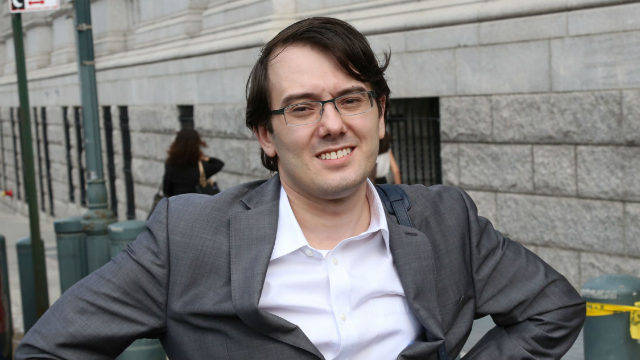 40 of the best tweets about Martin Shkreli finally getting what he deserves.