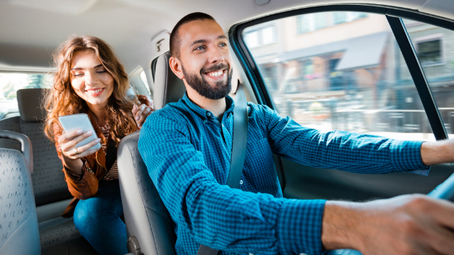 25 Uber riders who got way more than they paid for.