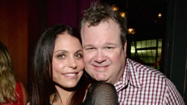 Bethenny Frankel and Eric Stonestreet are either dating or playing mind games with us.