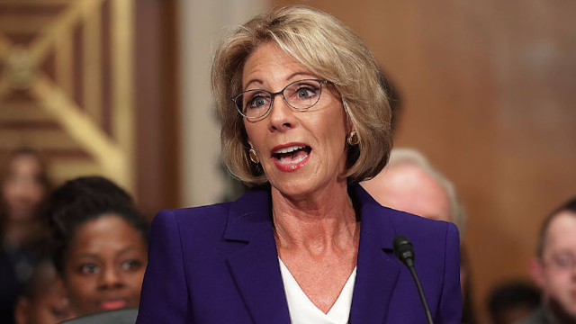 Hero trolls Betsy DeVos by hitting her where it hurts: her $40 million yacht.