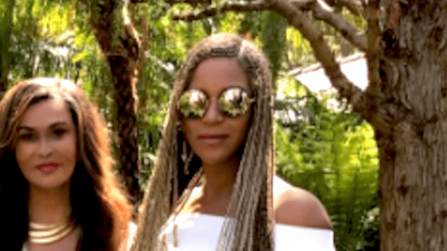 Pregnant Beyoncé looked like the Earth Mother herself in this Easter Instagram from her mom.