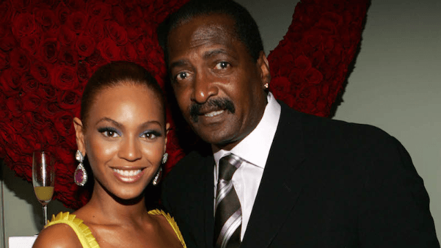 Beyoncé's dad found out she was pregnant at the same time we did.
