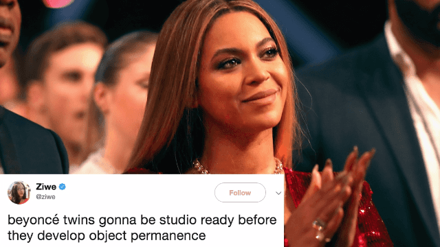 Beyoncé has had her babies and Twitter has lost its mind.