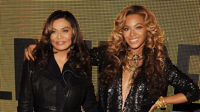 Beyoncé's mom Tina Knowles reveals that Bey hated the wedding dress Tina designed, but wore it anyway.