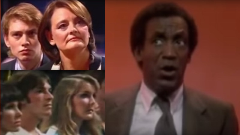 Someone removed the laughter from Bill Cosby's 1983 standup, proving how creepy he sounds in 2015.