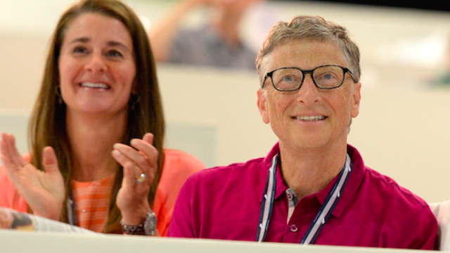 Bill Gates and Melinda Gates are paying couples to test out new condoms.