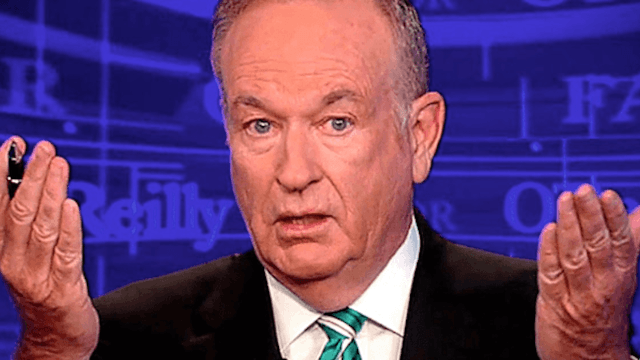 Bill O'Reilly just got fired and Twitter is celebrating.