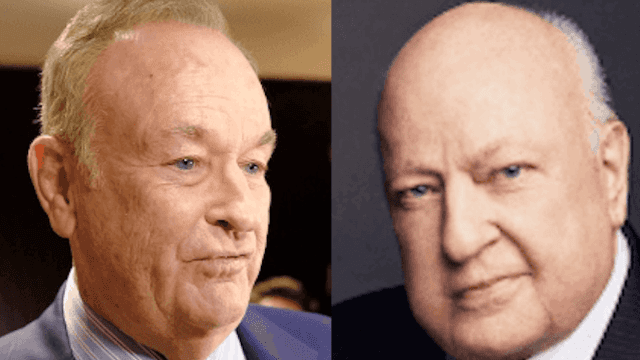 Bill O'Reilly claims the cause of Roger Ailes' death was hatred.