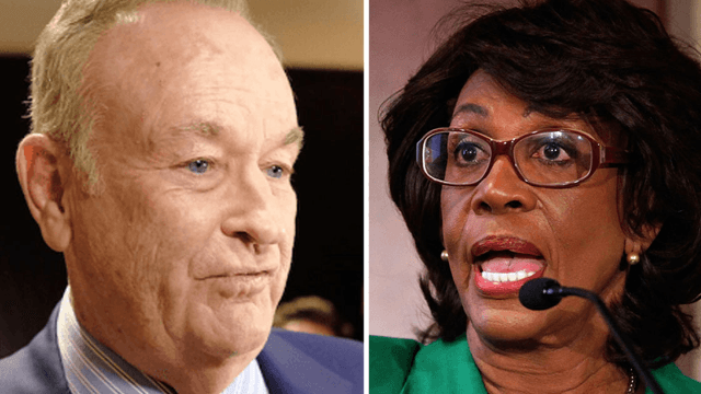 Bill O'Reilly says he can't listen to Maxine Waters, he's too focused on her 'James Brown wig.'