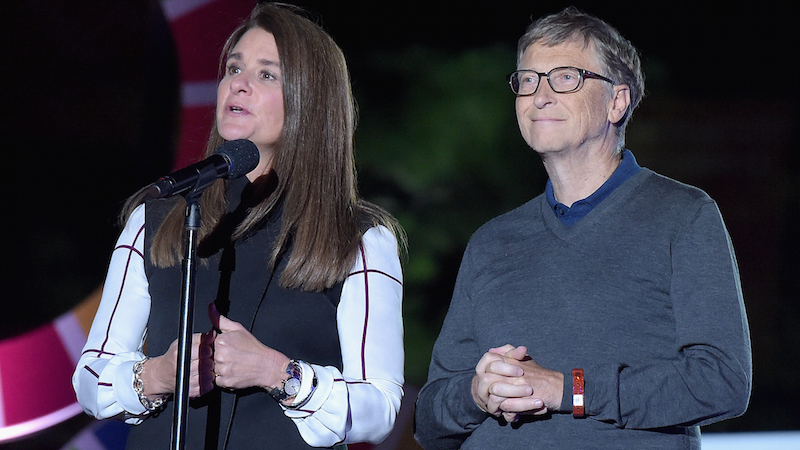 Mr. and Mrs. Gates Foundation