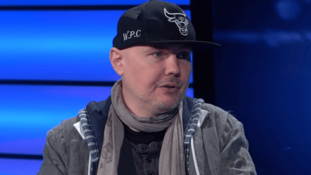 Smashing Pumpkins singer Billy Corgan goes on long-winded rant lamenting the fact he can't say the N-word. The 90s are dead.