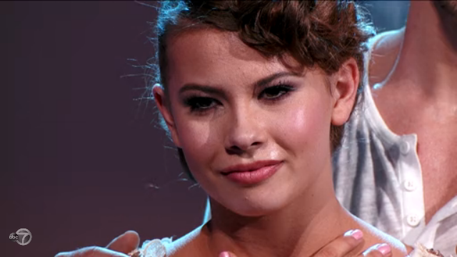 Whose idea was it to surprise Bindi Irwin on 'Dancing With The Stars' with a giant photo of her dead dad?