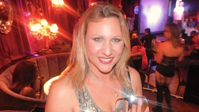 The guy with a bionic penis is finally getting laid by a sex worker so good, she's won awards.
