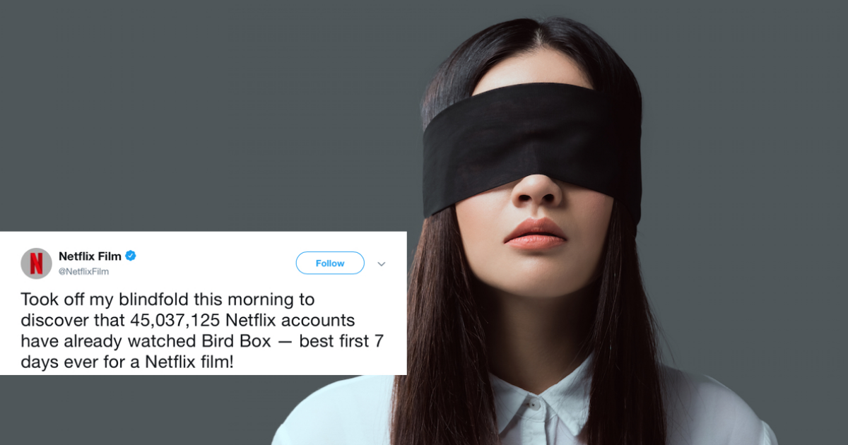 The Top 10 Bird Box Memes That Will Have You Keeling Over In
