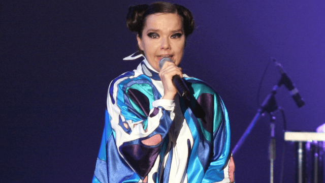Björk calls out sexism in the music industry in the most Björk way possible.