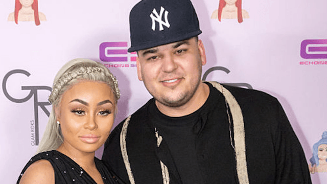 Detail in new pics of Blac Chyna has fans convinced she and Rob Kardashian are truly done.