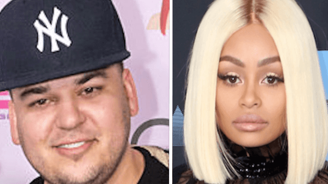 Blac Chyna accuses Rob Kardashian of beating her, after he posts nudes of her on Instagram.