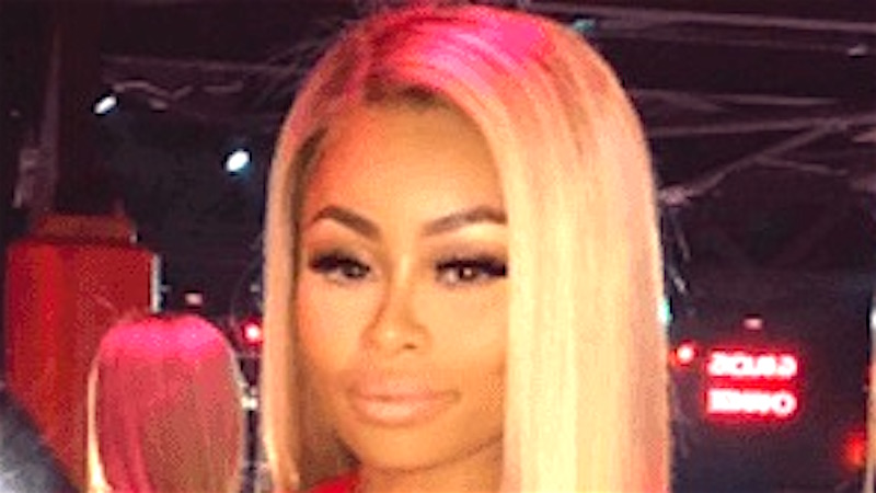 Blac Chyna says one of her friends robbed her safe and stole lots of her booty.