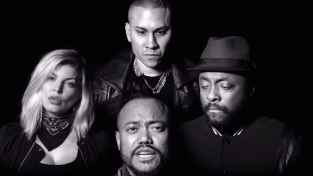 The Black Eyed Peas just updated 'Where is the Love?' with more modern tragedies.