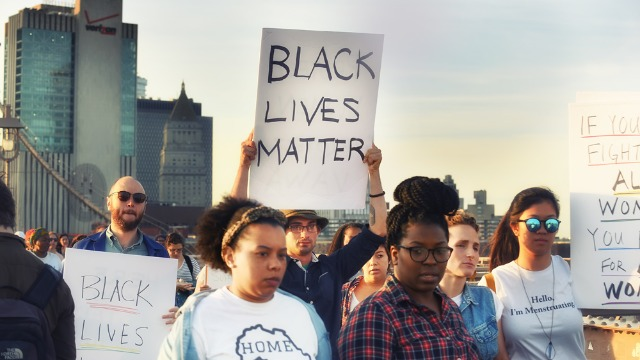 13 church signs that share a message about Black Lives Matter.
