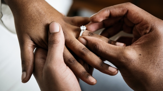 Black couple's engagement at NY brewery ruined by being accused of stealing mid-proposal.