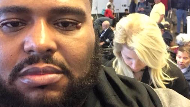 Black guy gets hilarious revenge on racist white lady who tried to cut him in line.