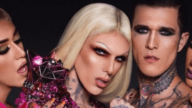 Jeffree Star accused of using blackface in his latest makeup campaign.