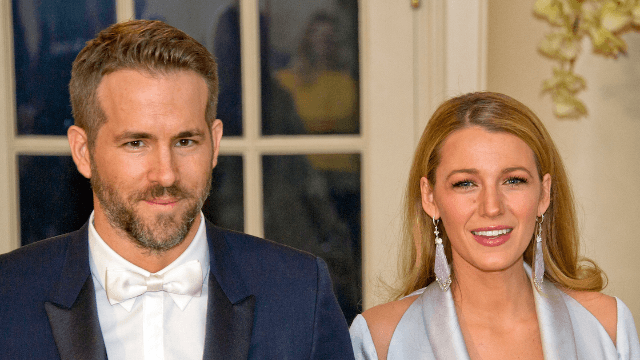 Blake Lively was dressed for a very fancy sleepover at the Canada state dinner.