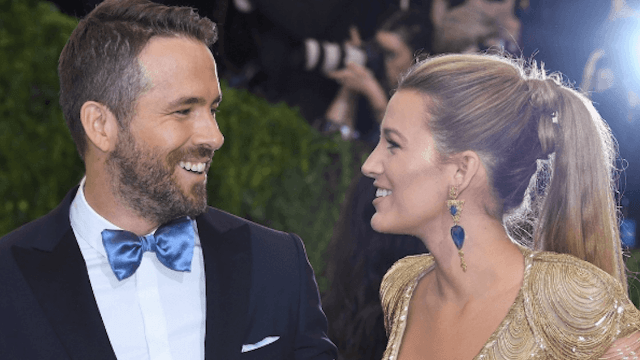 Blake Lively hilariously trolls husband Ryan Reynolds on his birthday with some help from another famous Ryan.