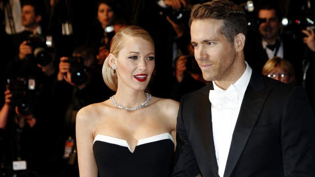 Blake Lively trolls Ryan Reynolds about his 'hot twin,' and his response was savage.