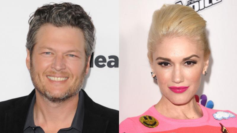 There is now no doubt that Gwen Stefani is enjoying Miranda Lambert's sloppy seconds.