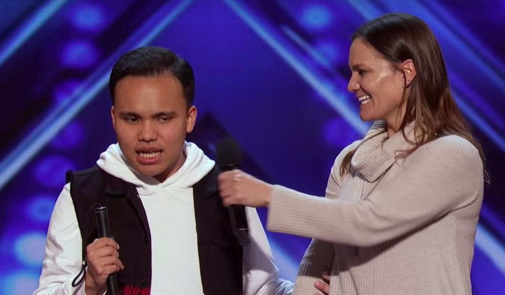Blind and autistic 'America's Got Talent' contestant Kodi Lee kills it, and Gabrielle Union's response will make you cry.