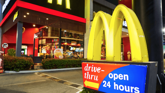Blind guy sues McDonald's for discrimination after drive-thru employees 'told him to go away.'