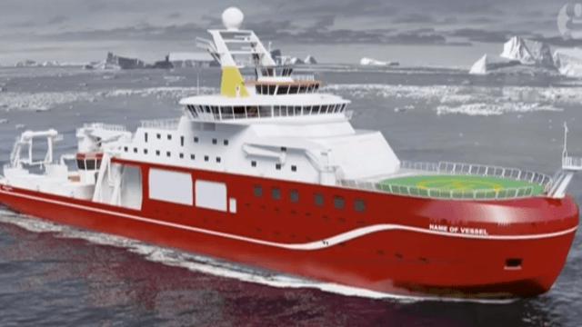 Boaty McBoatface's namesake is setting sail for Antartica this week.