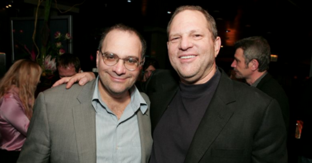 Harvey Weinstein's brother speaks out, calls him 'indefensible and crazy.'