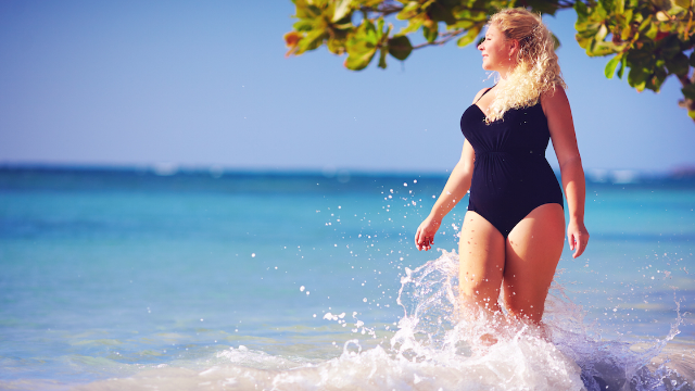 Instagram model posts picture of her cellulite to prove a point to herself.