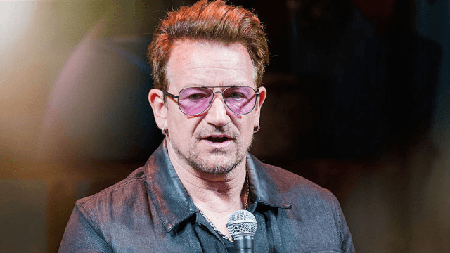 Glamour added Bono to it's 'Women of the Year' list for some reason.