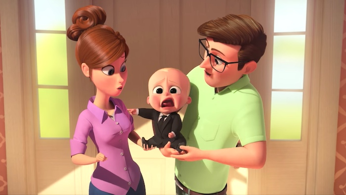 To be fair, The Boss Baby is also a special effects extravaganza.
