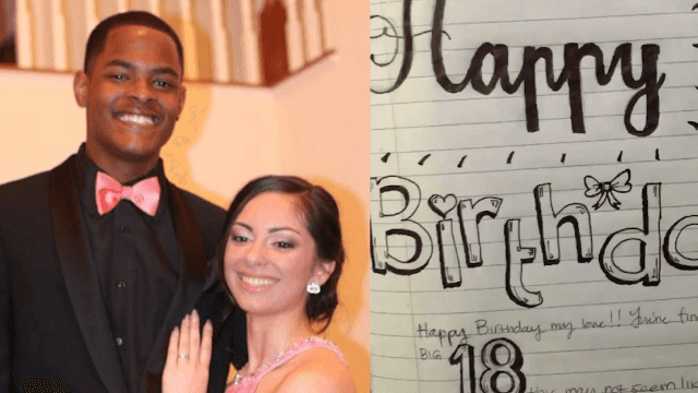 Dedicated boyfriend makes everyone cry with his incredibly romantic gift to his girlfriend.
