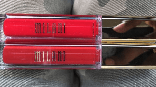 Boyfriends of Twitter think that these two lipsticks are the same color. Wrong.