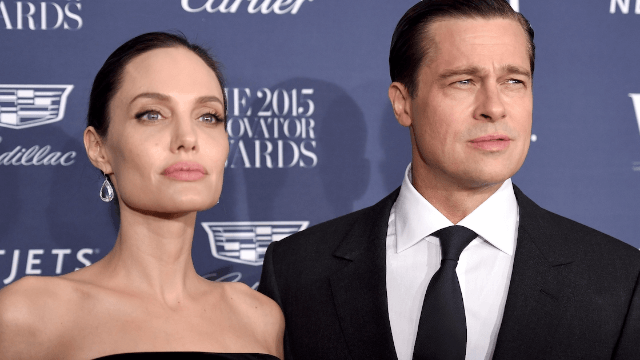Brad and Angelina (and their lawyers) release first joint statement about their divorce.
