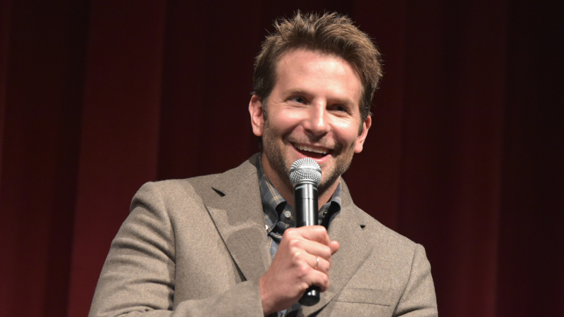Bradley Cooper has a plan for how he can help get equal pay for women, and it's a good one.